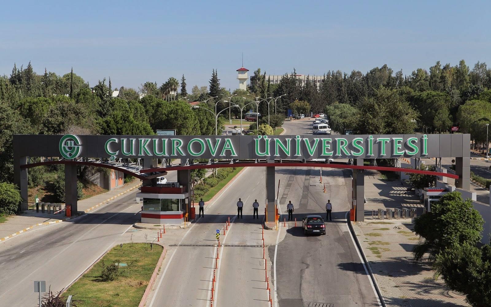 Çukurova Üniversitesi Rektörlük Binası