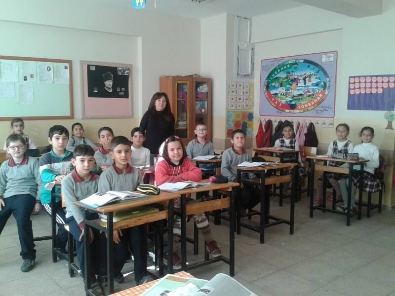 Zeytinova İlkokulu