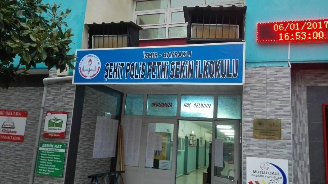 Şehit Polis Fethi Sekin İlkokulu
