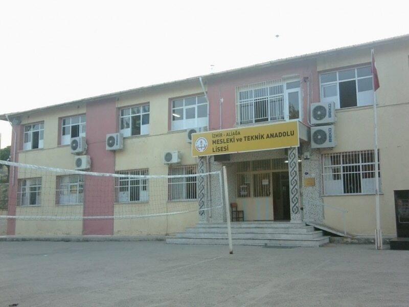Aliağa Mesleki ve Teknik Anadolu Lisesi