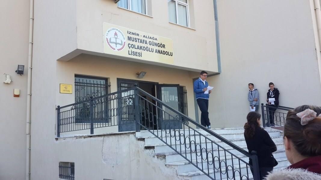 Mustafa Güngör Çolakoğlu Anadolu Lisesi