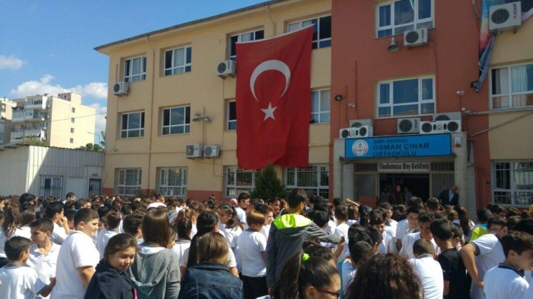 Osman Çınar Ortaokulu