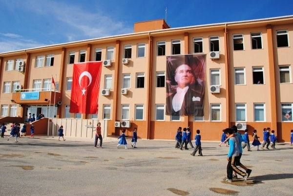 Kınalıada Mehmetçik İlköğretim Okulu