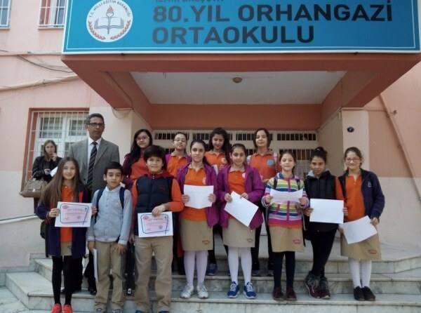80.Yıl Orhangazi Ortaokulu