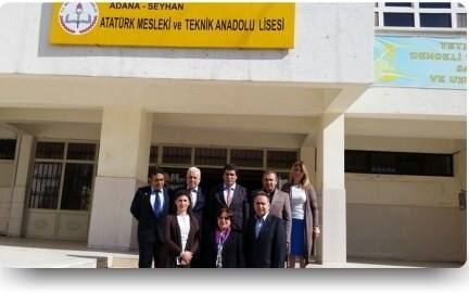 Adana Mesleki ve Teknik Anadolu Lisesi