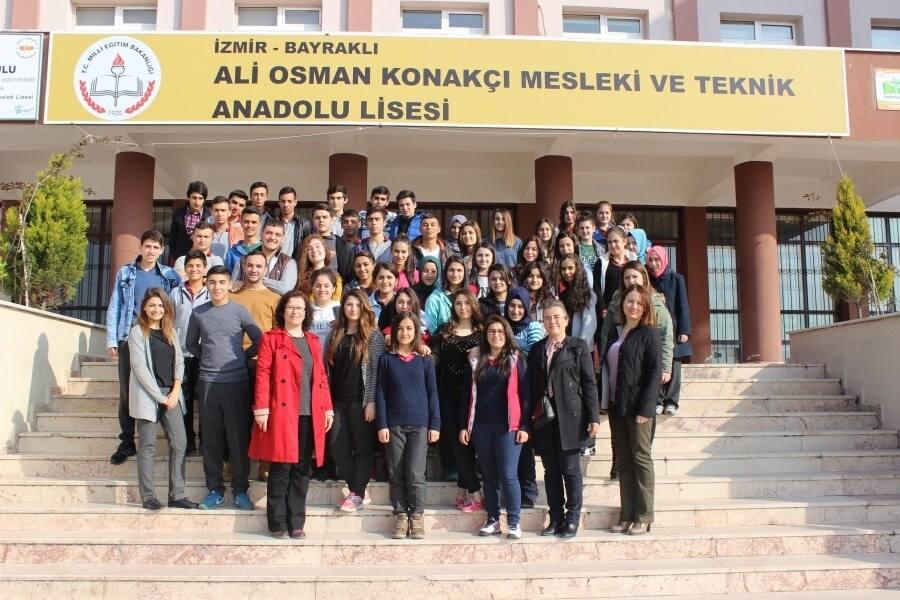 Bayraklı Ali Osman Konakçı Mesleki ve Teknik Anadolu Lisesi