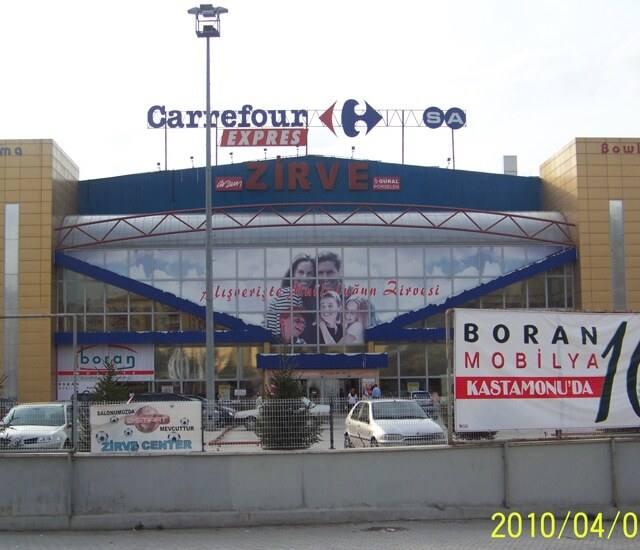 Kastamonu Cine Zirve AVM