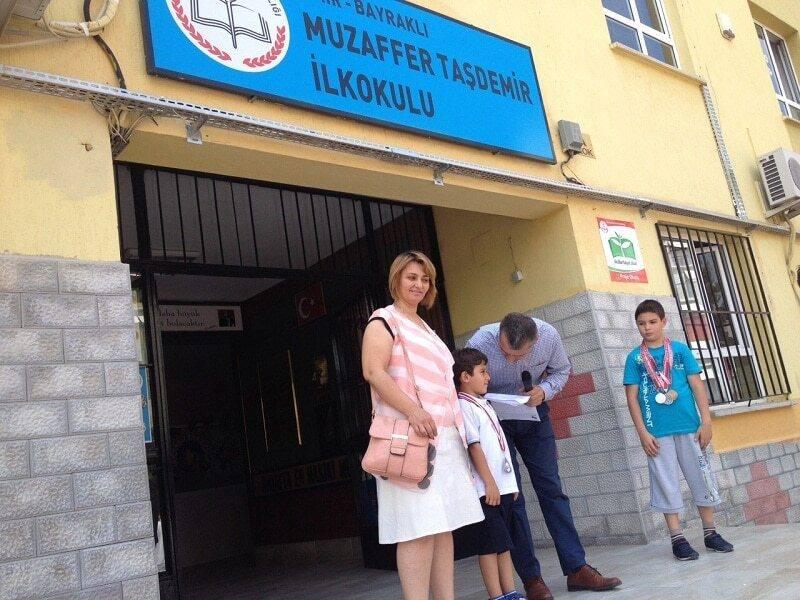 Muzaffer Taşdemir İlkokulu