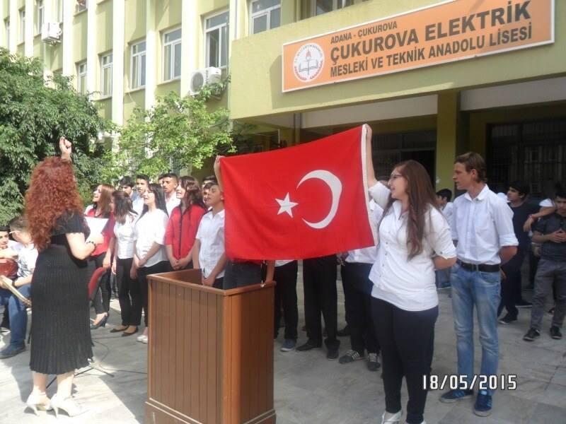 Adana Çukurova Elektrik Mesleki Ve Teknik Anadolu Lisesi