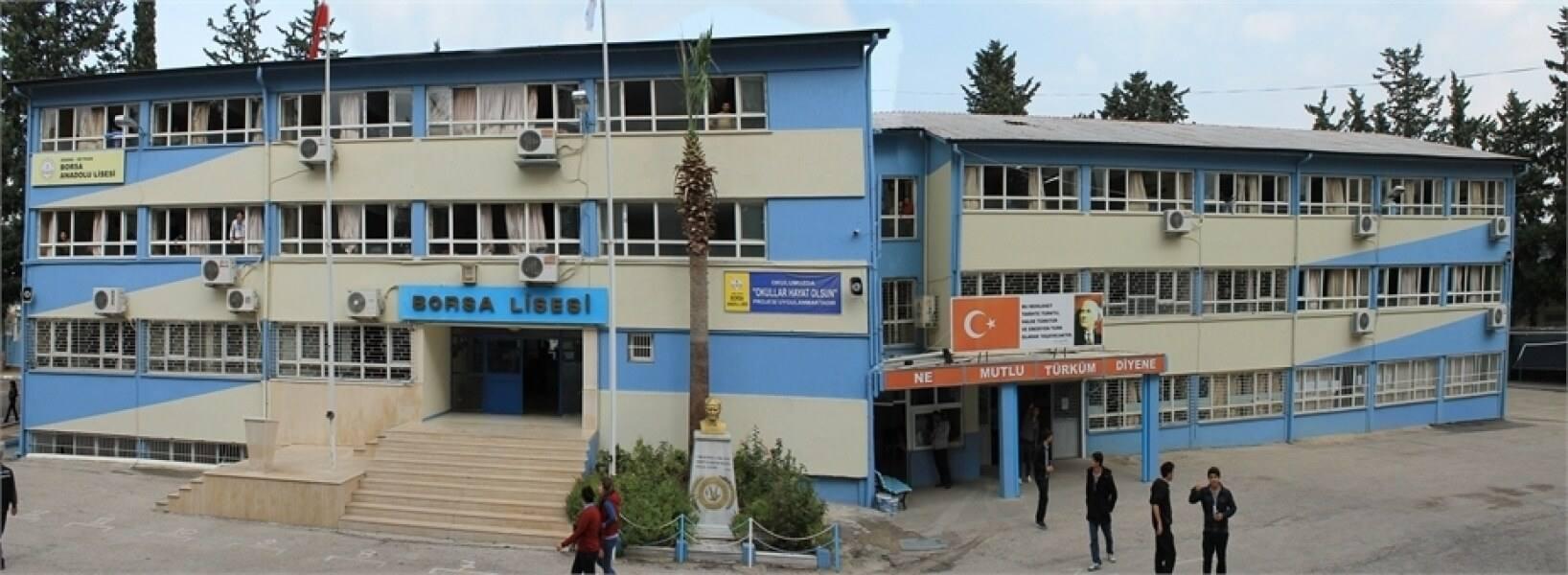 Adana Borsa Lisesi