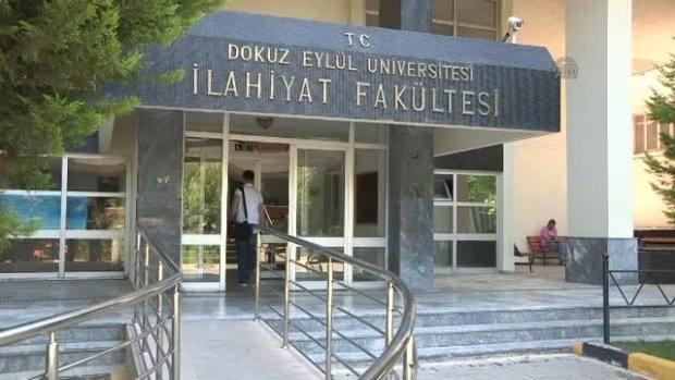 Dokuz Eylül Üniversitesi İlahiyat Fakültesi