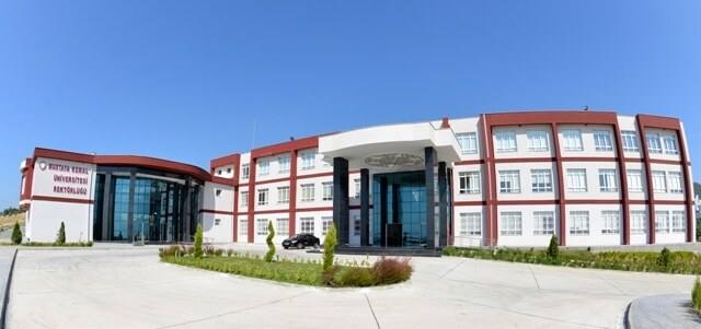 Mustafa Kemal Üniversitesi Rektörlük Binası