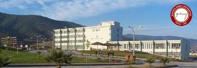 Mustafa Kemal Üniversitesi Veterinerlik Fakültesi
