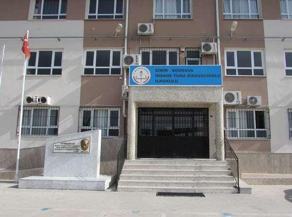 İhsane Tuna Dıravacıoğlu İlkokulu