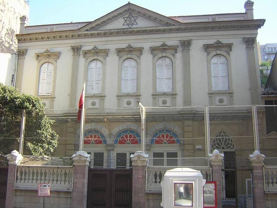 İzmir Beth İsrael Sinagogu