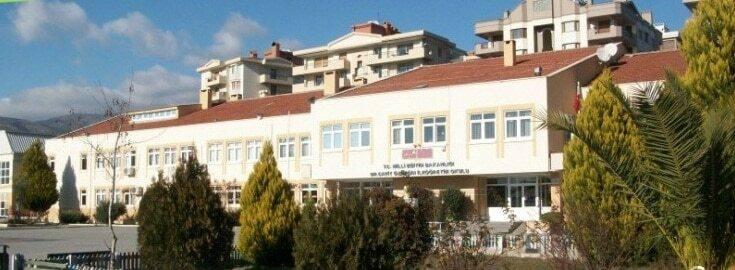 Doktor Cavit Özyeğin Ortaokulu