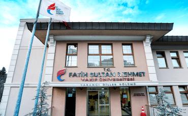 Fatih Sultan Mehmet Vakıf Üniversitesi Güzel Sanatlar Meslek Yüksekokulu