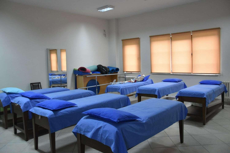 İstanbul Arel Üniversitesi Fizyoterapi Laboratuvarı