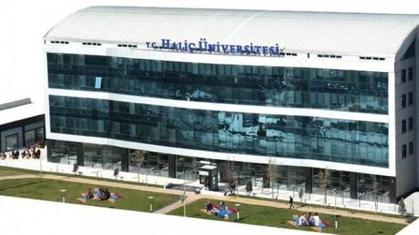 Haliç Üniversitesi Mimarlık Fakültesi