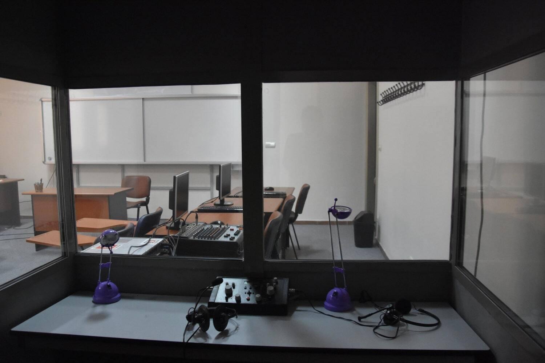 İstanbul Arel Üniversitesi Sözlü Çeviri ve Çeviri Teknolojileri Laboratuvarı
