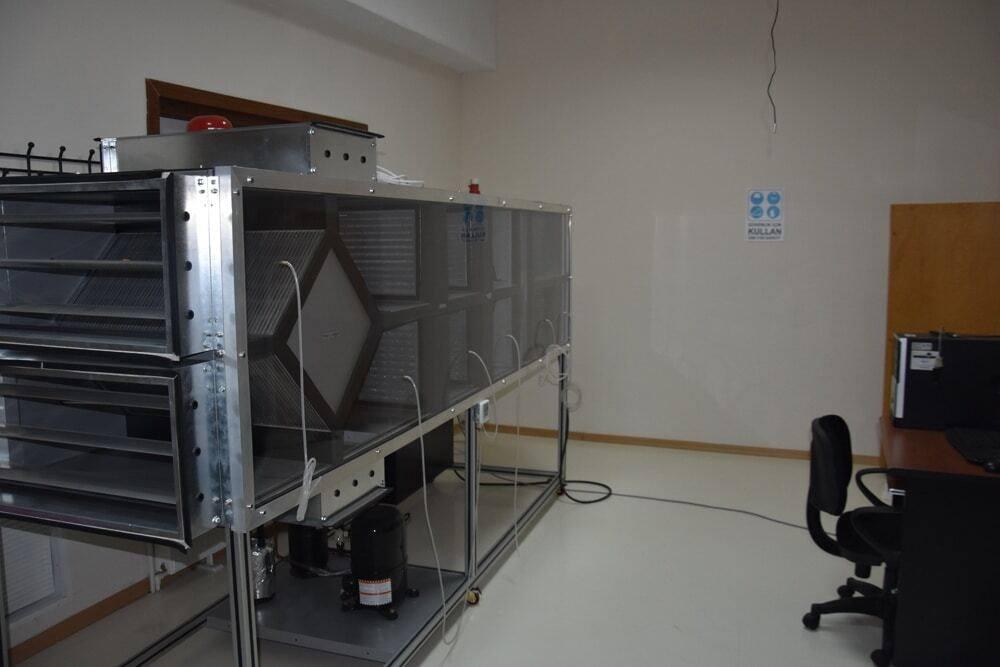 İstanbul Arel Üniversitesi Termodinamik Laboratuvarı