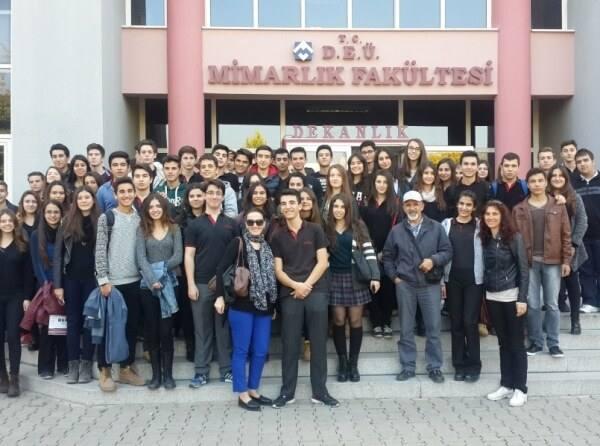 Dokuz Eylul Universitesi Mimarlik Fakultesi Ne Nerede