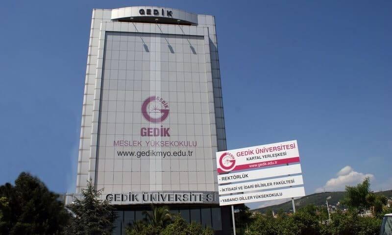 Gedik Üniversitesi Sualtı Teknolojileri Uygulama Ve Araştırma Merkezi