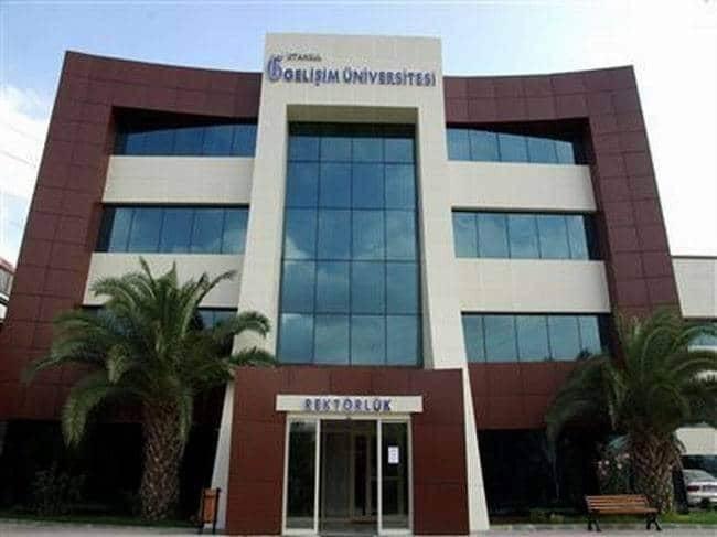 İstanbul Gelişim Üniversitesi Rektörlüğü