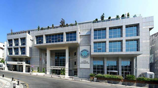 Üsküdar Üniversitesi Altunizade Merkez Yerleşkesi