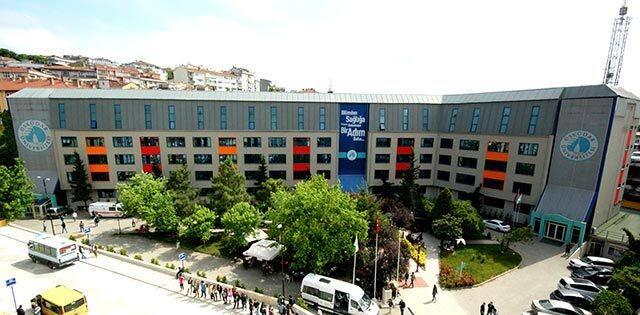 Üsküdar Üniversitesi Altunizade Güney Yerleşkesi