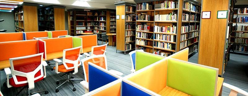 Üsküdar Üniversitesi Kütüphanesi