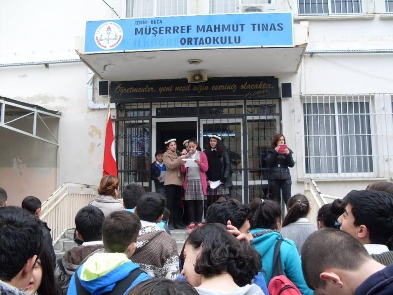 Müşerref Mahmut Tınas Ortaokulu