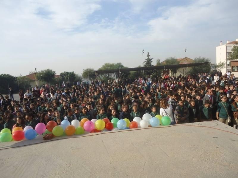 Cahide Ahmet Dalyanoğlu Ortaokulu