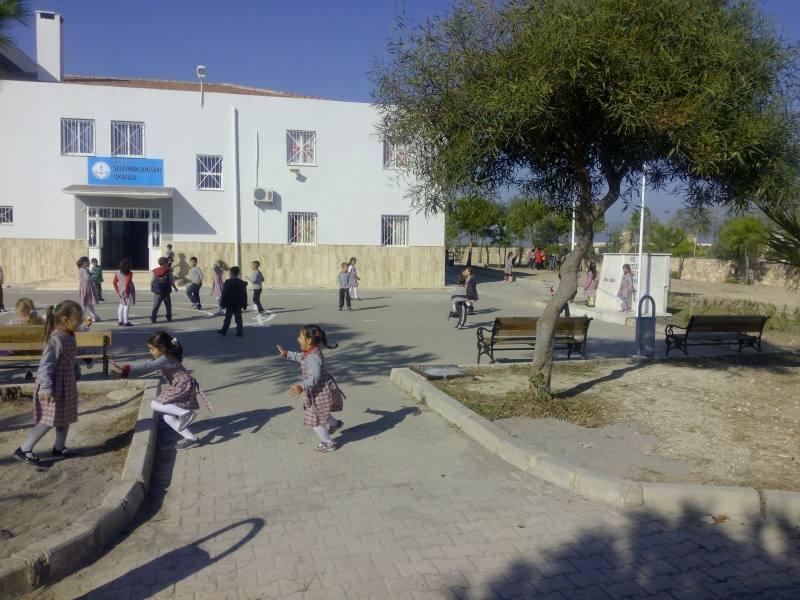 Süleyman Sami Sarı İlkokulu