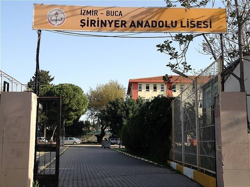 Şirinyer Anadolu Lisesi
