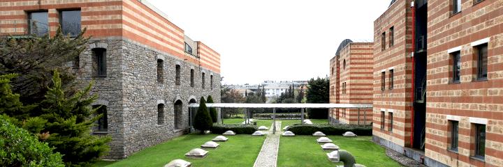 İstanbul Şehir Üniversitesi Kütüphanesi
