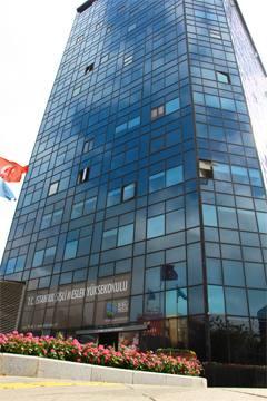 İstanbul Şişli Meslek Yüksekokulu Esentepe Yerleşkesi