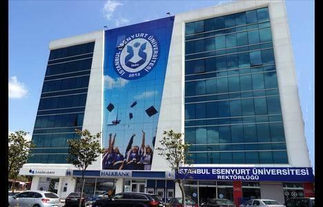 İstanbul Esenyurt Üniversitesi Mühendislik ve Mimarlık Fakültesi