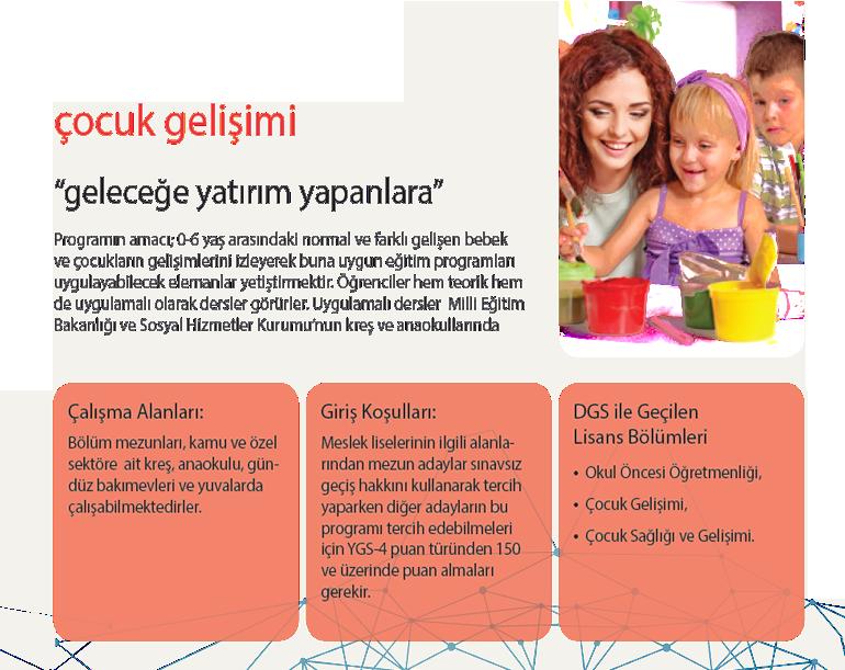 İstanbul Kavram Meslek Yüksekokulu Çocuk Gelişimi