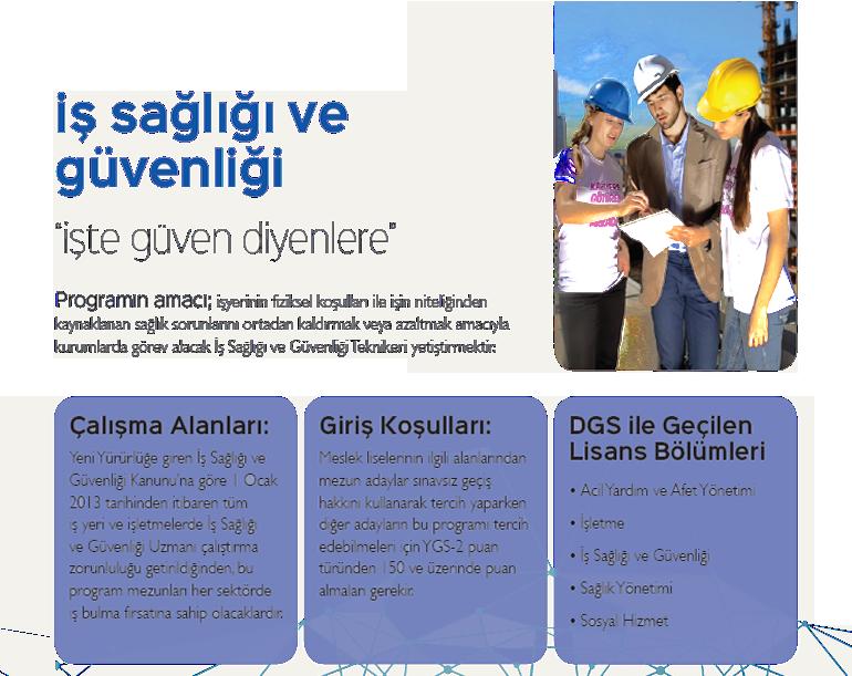 İstanbul Kavram Meslek Yüksekokulu İş Sağlığı ve Güvenliği