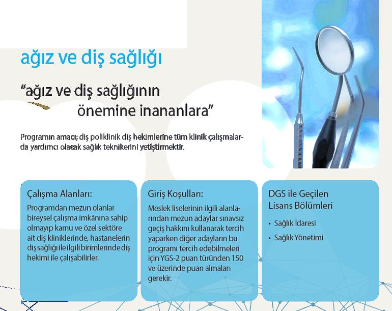 İstanbul Kavram Meslek Yüksekokulu Ağız ve Diş Sağlığı