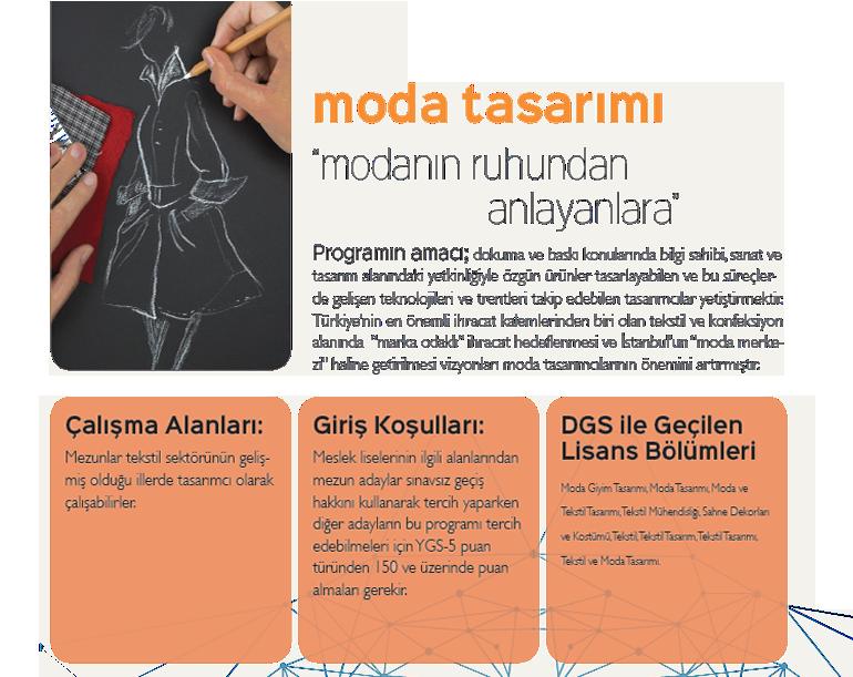 İstanbul Kavram Meslek Yüksekokulu Moda Tasarımı