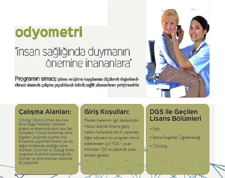 İstanbul Kavram Meslek Yüksekokulu Odyometri