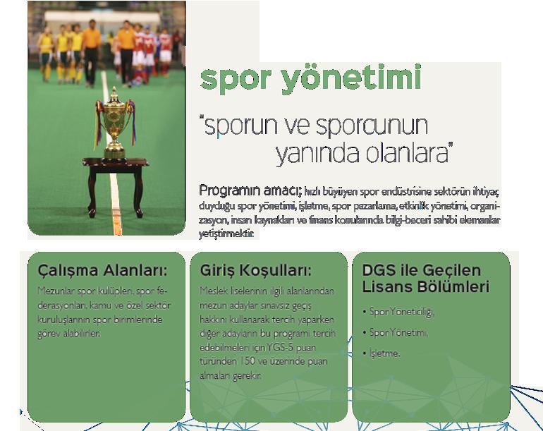 İstanbul Kavram Meslek Yüksekokulu Spor Yönetimi