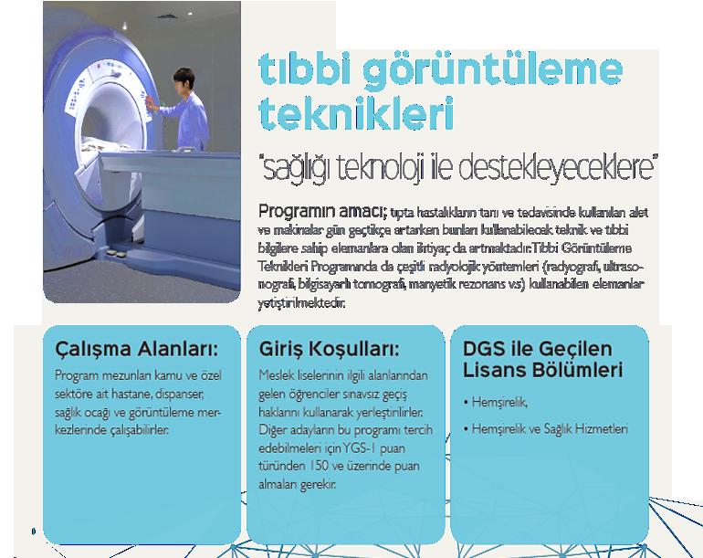 İstanbul Kavram Meslek Yüksekokulu Tıbbi Görüntüleme Teknikleri