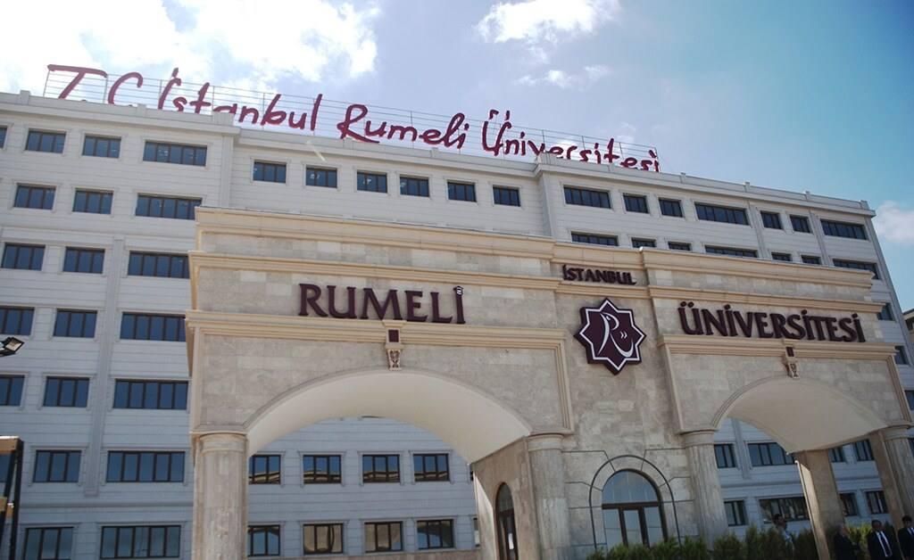 İstanbul Rumeli Üniversitesi İç Mekan Tasarımı