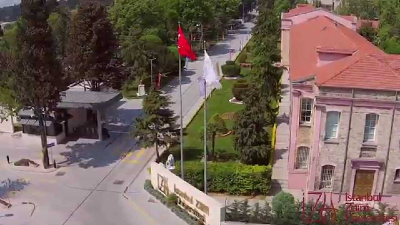 İstanbul Sabahattin Zaim Üniversitesi Halkalı Merkez Kampüsü