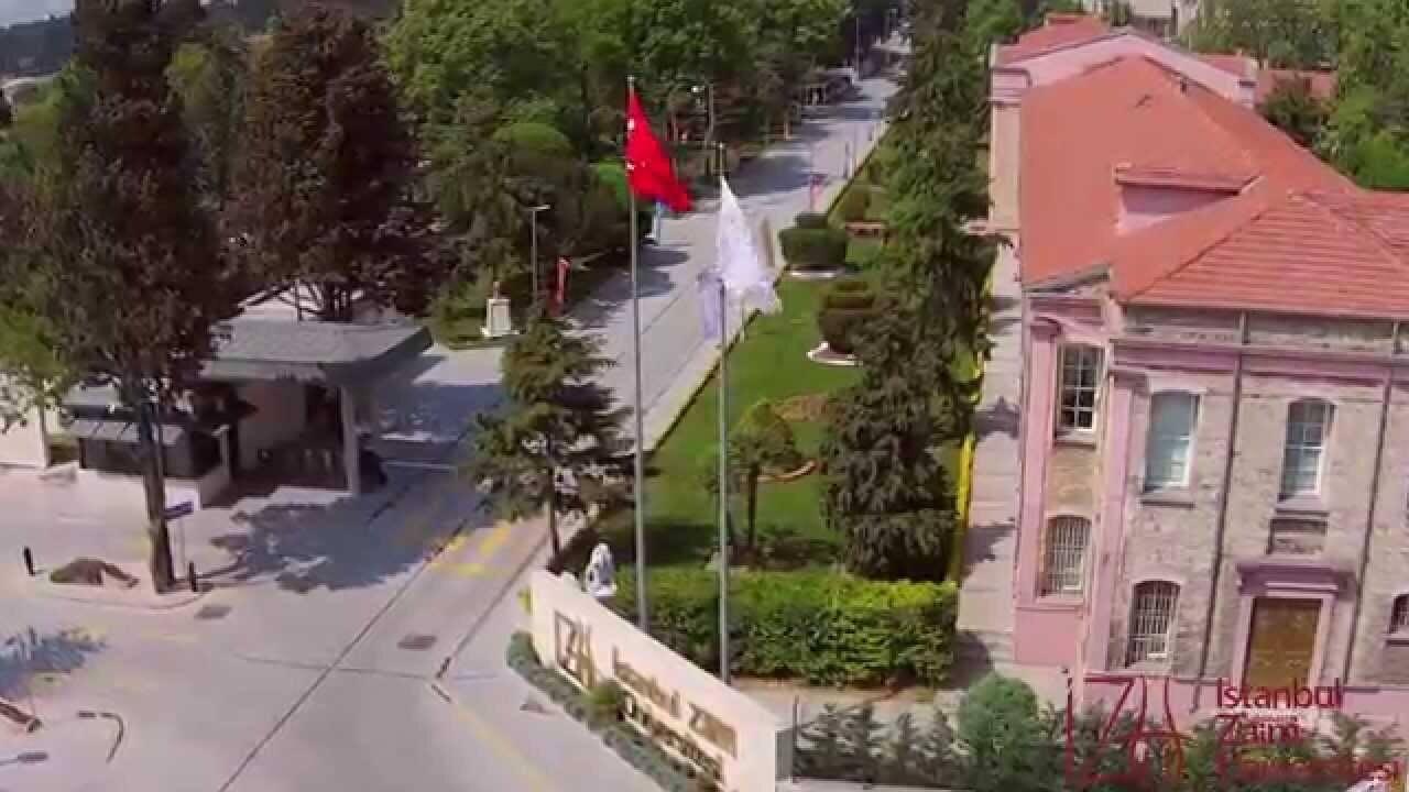 İstanbul Sabahattin Zaim Üniversitesi Fen Bilimleri Enstitüsü