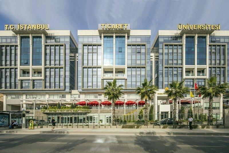 İstanbul Ticaret Üniversitesi Uluslararası Lojistik Bölümü (İngilizce Destekli)