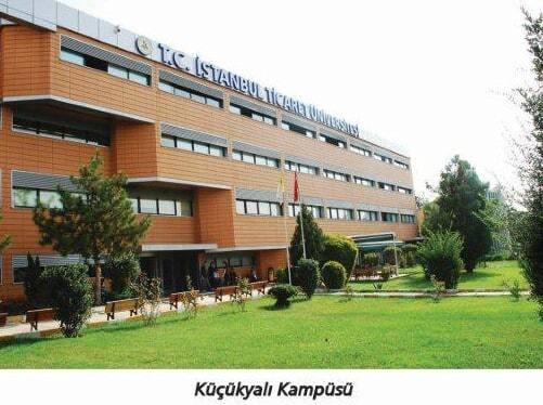 İstanbul Ticaret Üniversitesi Mimarlık ve Tasarım Fakültesi